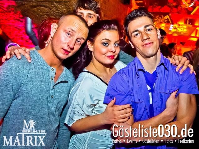 https://www.gaesteliste030.de/Partyfoto #32 Matrix Berlin vom 08.04.2012