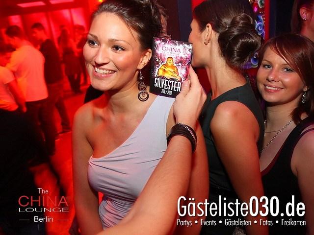 https://www.gaesteliste030.de/Partyfoto #61 China Lounge Berlin vom 09.12.2011