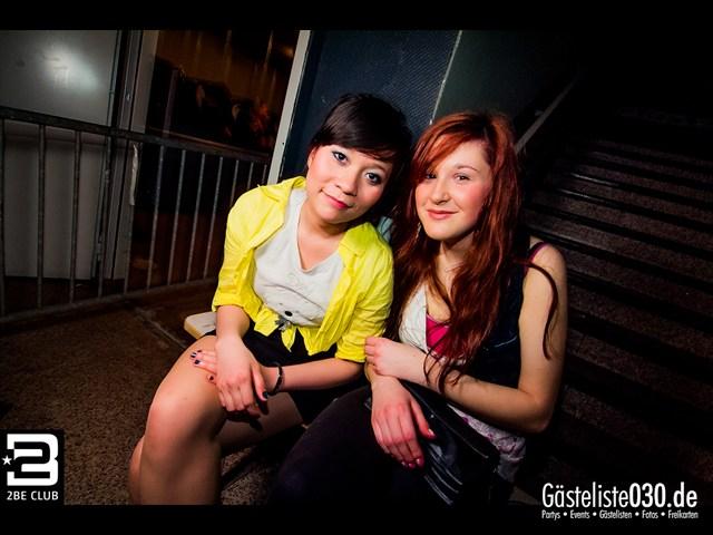 https://www.gaesteliste030.de/Partyfoto #92 2BE Club Berlin vom 14.04.2012