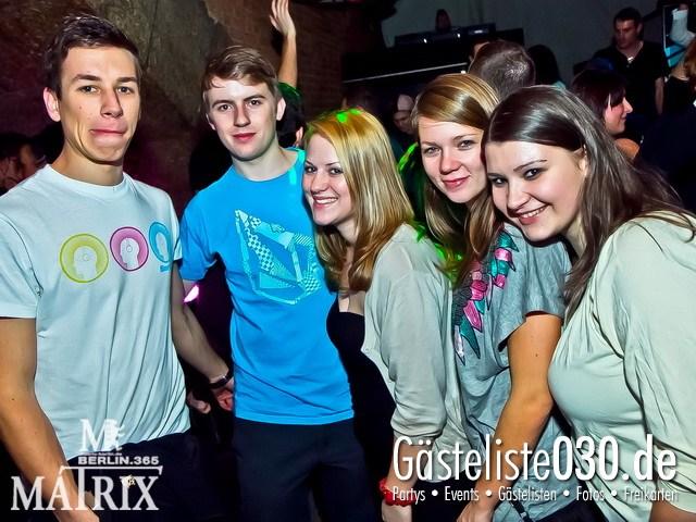 https://www.gaesteliste030.de/Partyfoto #55 Matrix Berlin vom 09.12.2011