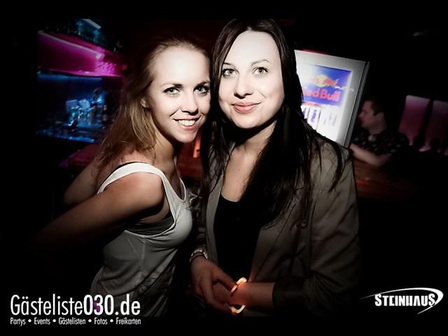 https://www.gaesteliste030.de/Partyfoto #28 Steinhaus Berlin vom 28.04.2012