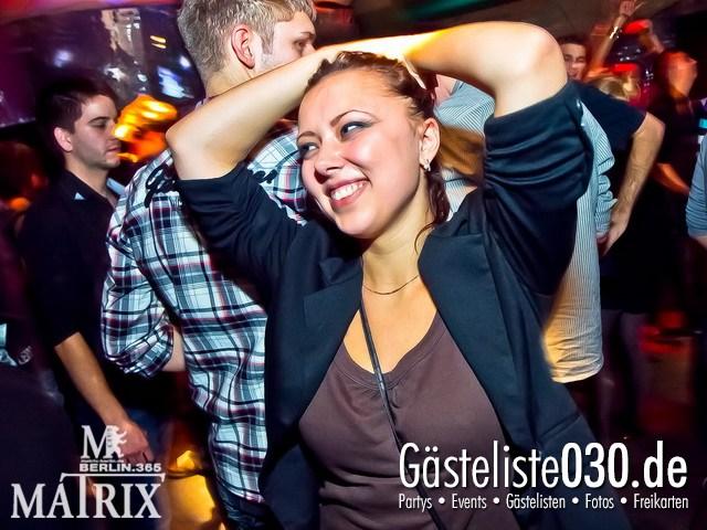 https://www.gaesteliste030.de/Partyfoto #7 Matrix Berlin vom 10.12.2011