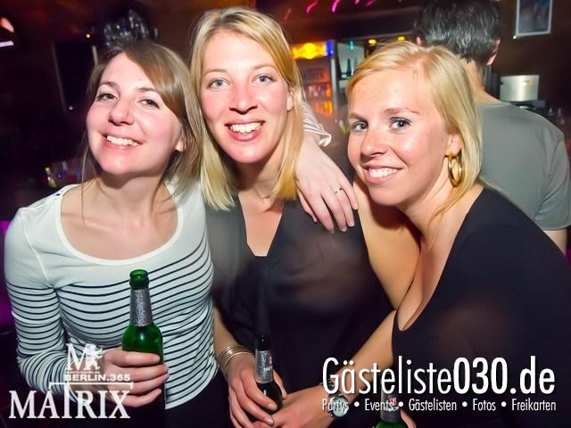 https://www.gaesteliste030.de/Partyfoto #38 Matrix Berlin vom 23.03.2012