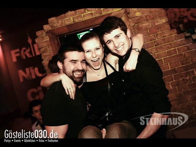 https://www.gaesteliste030.de/Partyfoto #36 Steinhaus Berlin vom 17.02.2012