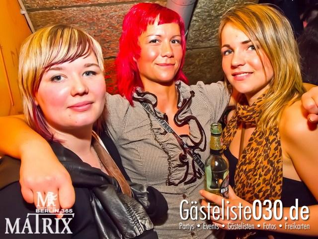 https://www.gaesteliste030.de/Partyfoto #93 Matrix Berlin vom 21.03.2012