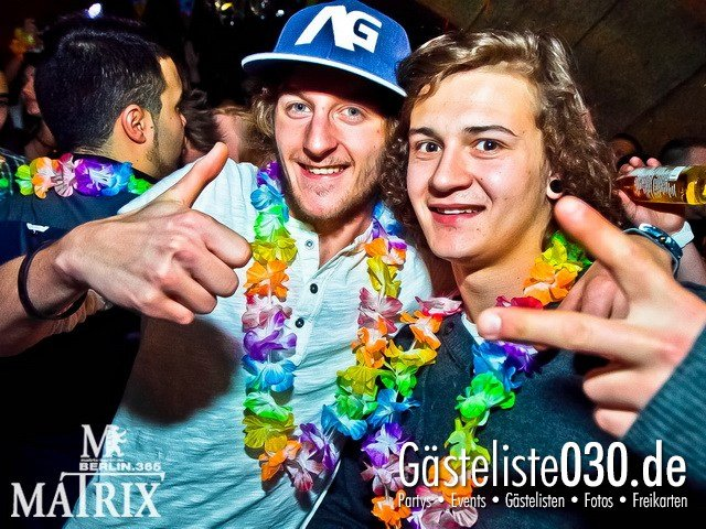 https://www.gaesteliste030.de/Partyfoto #156 Matrix Berlin vom 06.04.2012