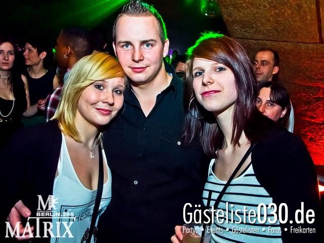 https://www.gaesteliste030.de/Partyfoto #99 Matrix Berlin vom 30.03.2012