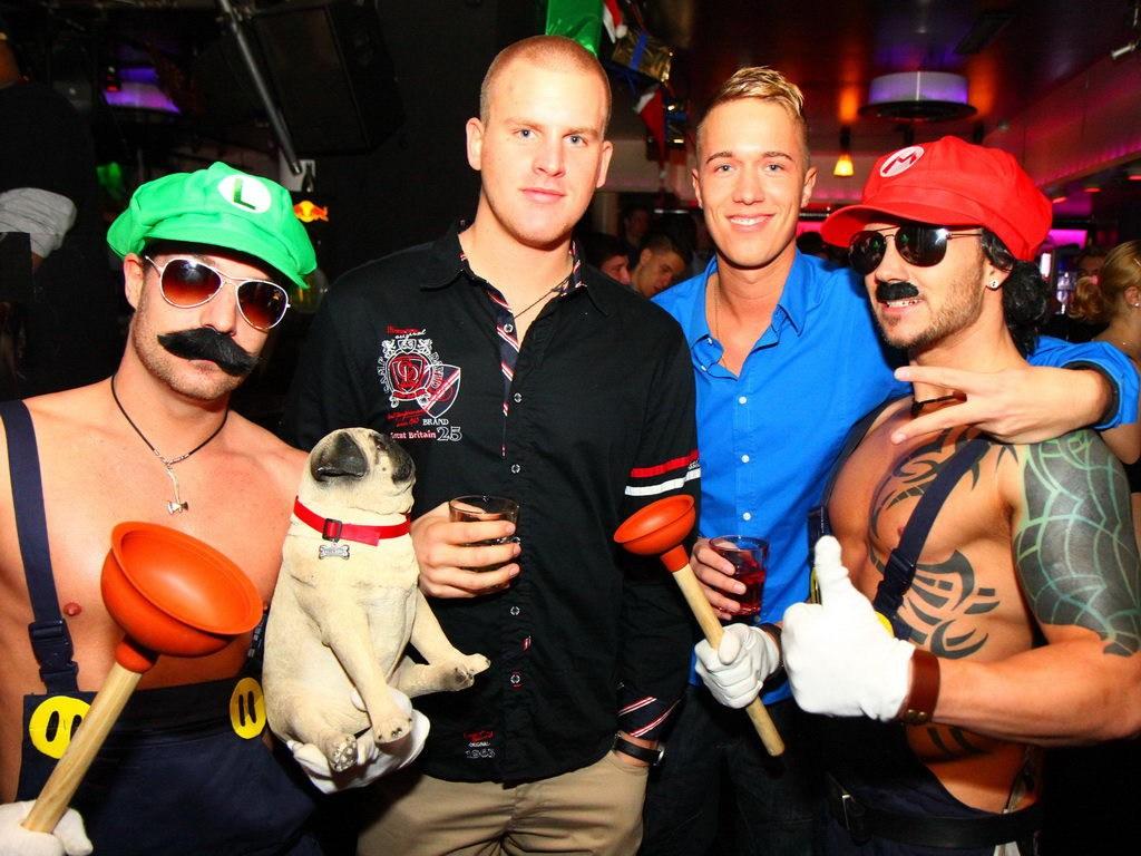 Partyfoto #49 Maxxim 29.12.2011 Mops Dekadent