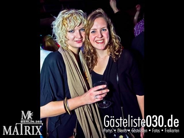 https://www.gaesteliste030.de/Partyfoto #71 Matrix Berlin vom 16.12.2011
