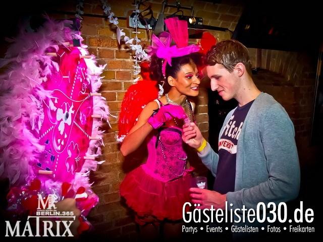 https://www.gaesteliste030.de/Partyfoto #62 Matrix Berlin vom 14.02.2012
