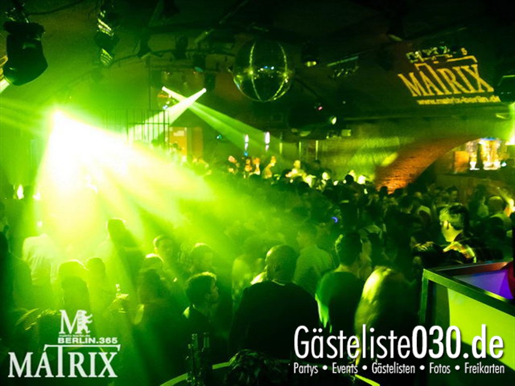 Partyfoto #49 Matrix 24.03.2012 Fruity!