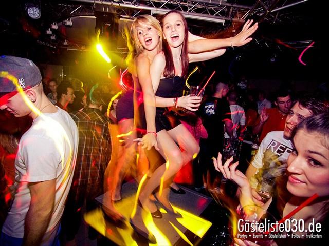 Partypics Pulsar Berlin 16.03.2012 Friday Discotheque