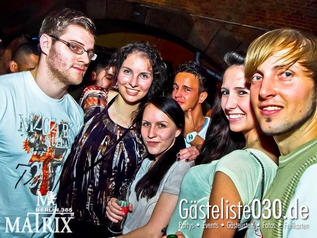 https://www.gaesteliste030.de/Partyfoto #36 Matrix Berlin vom 05.04.2012