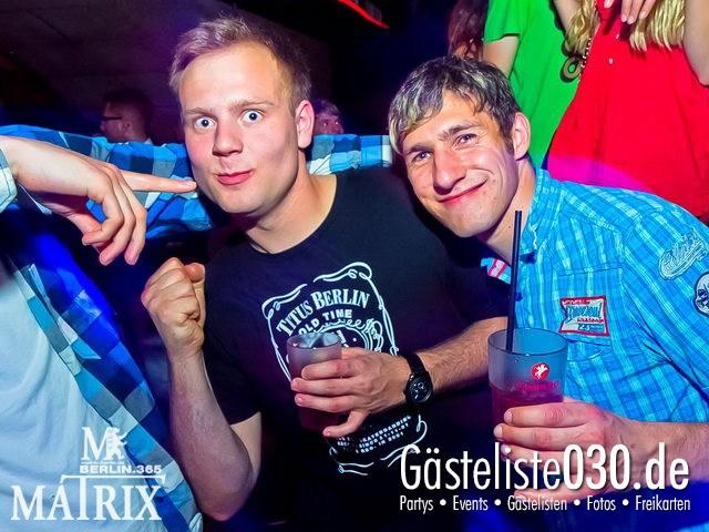 https://www.gaesteliste030.de/Partyfoto #62 Matrix Berlin vom 09.05.2012