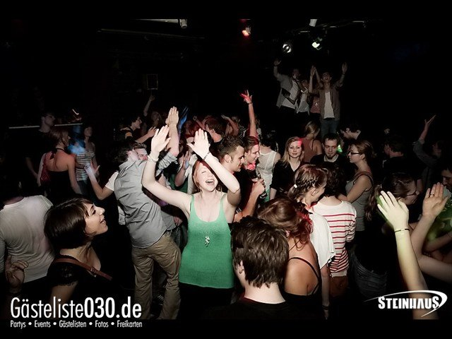 https://www.gaesteliste030.de/Partyfoto #40 Steinhaus Berlin vom 11.05.2012