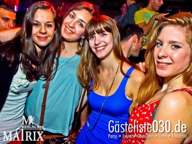https://www.gaesteliste030.de/Partyfoto #55 Matrix Berlin vom 12.04.2012