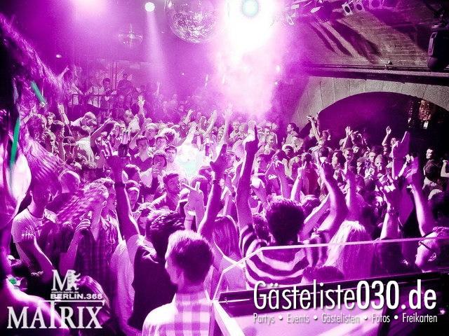 Partypics Matrix 18.04.2012 Allure
