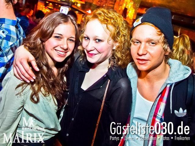 https://www.gaesteliste030.de/Partyfoto #12 Matrix Berlin vom 12.04.2012