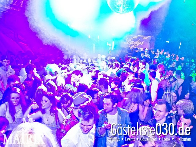 https://www.gaesteliste030.de/Partyfoto #103 Matrix Berlin vom 10.03.2012