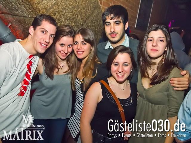 https://www.gaesteliste030.de/Partyfoto #38 Matrix Berlin vom 28.01.2012