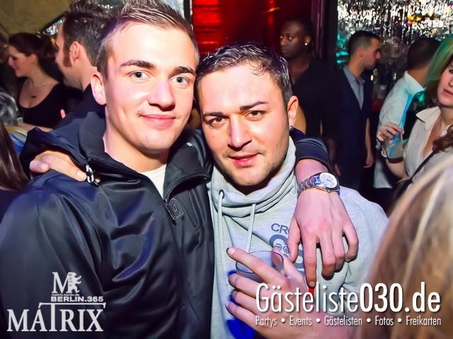 https://www.gaesteliste030.de/Partyfoto #28 Matrix Berlin vom 19.01.2012