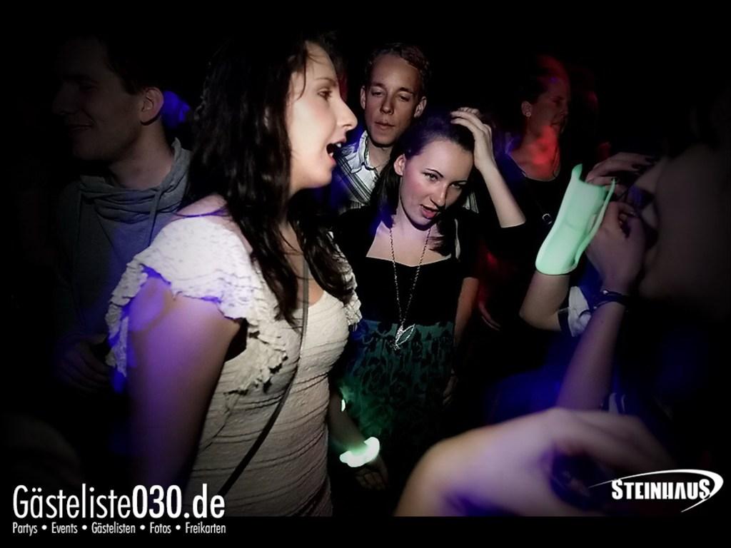 Partyfoto #50 Steinhaus 20.04.2012 Friday Night Club