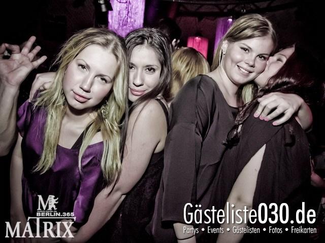 https://www.gaesteliste030.de/Partyfoto #64 Matrix Berlin vom 25.01.2012