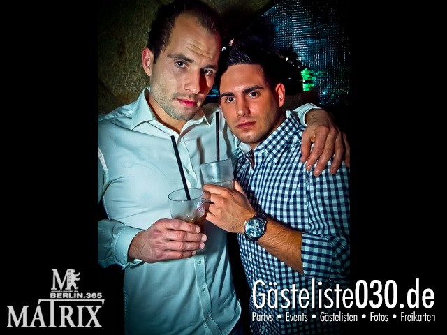 https://www.gaesteliste030.de/Partyfoto #22 Matrix Berlin vom 08.12.2011