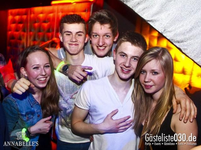 https://www.gaesteliste030.de/Partyfoto #51 Annabelle's Berlin vom 10.04.2012