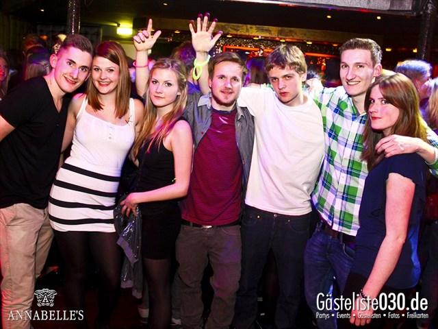 https://www.gaesteliste030.de/Partyfoto #40 Annabelle's Berlin vom 10.04.2012