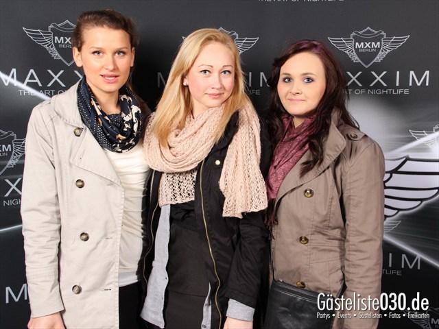 https://www.gaesteliste030.de/Partyfoto #15 Maxxim Berlin vom 24.03.2012