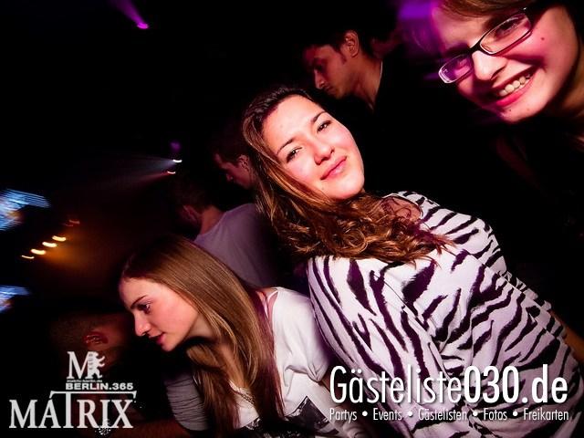 https://www.gaesteliste030.de/Partyfoto #15 Matrix Berlin vom 05.01.2012