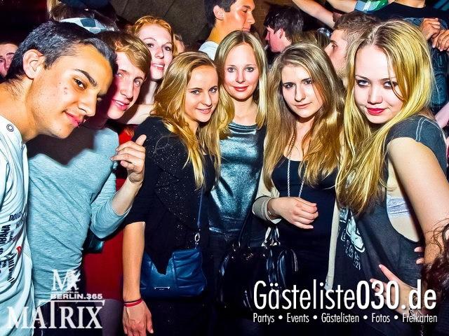 https://www.gaesteliste030.de/Partyfoto #10 Matrix Berlin vom 18.04.2012