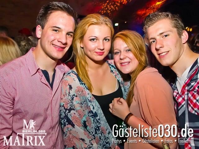 https://www.gaesteliste030.de/Partyfoto #123 Matrix Berlin vom 12.05.2012