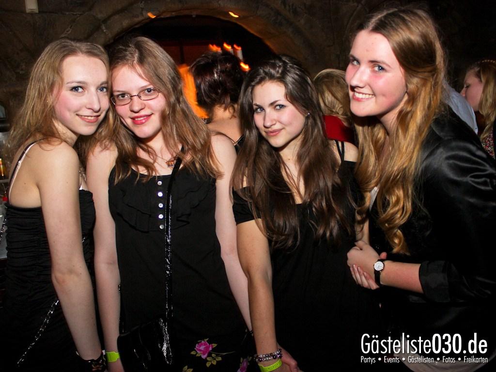 Partyfoto #48 Adagio 05.04.2012 Wilde Party