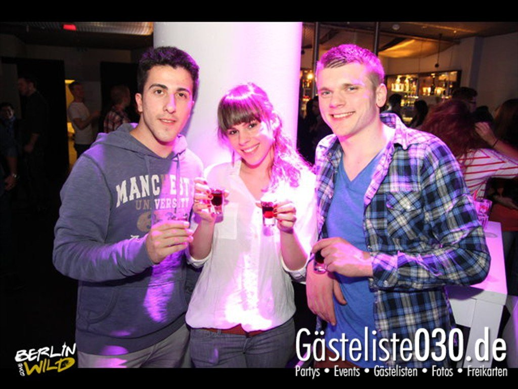 Partyfoto #50 E4 10.03.2012 Berlin Gone Wild powered by 98.8 KISS FM