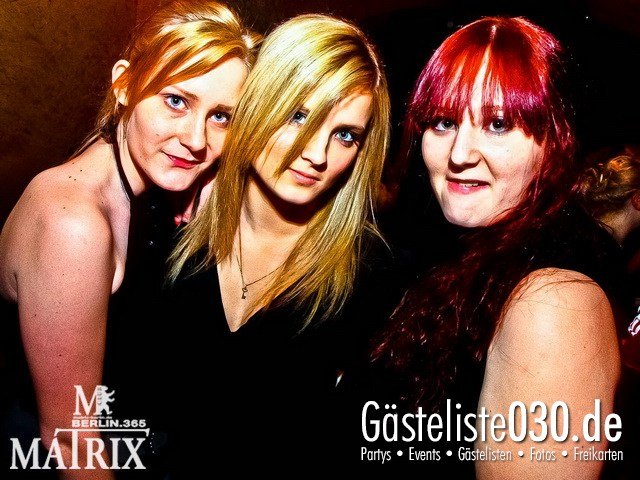 https://www.gaesteliste030.de/Partyfoto #49 Matrix Berlin vom 22.03.2012