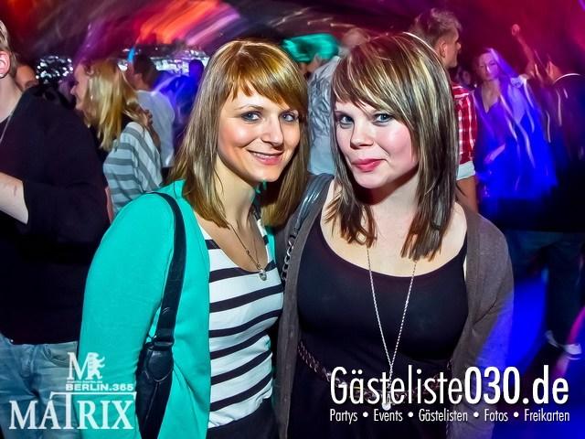 https://www.gaesteliste030.de/Partyfoto #48 Matrix Berlin vom 09.12.2011