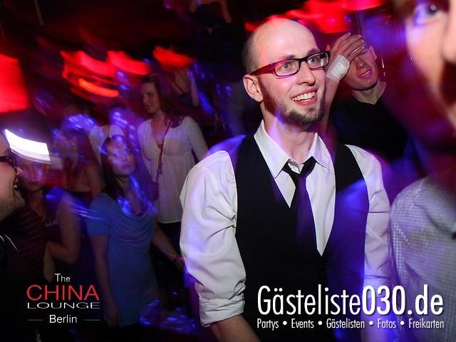https://www.gaesteliste030.de/Partyfoto #32 China Lounge Berlin vom 13.01.2012