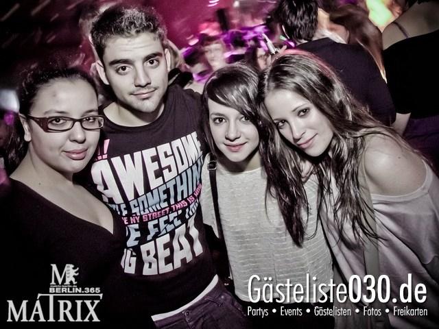 https://www.gaesteliste030.de/Partyfoto #20 Matrix Berlin vom 14.02.2012