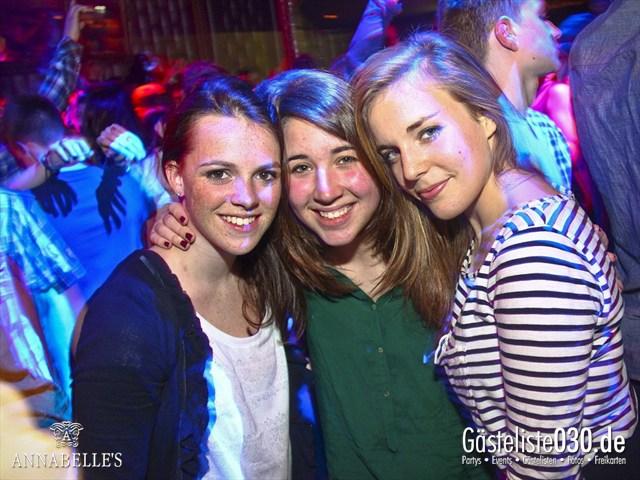 https://www.gaesteliste030.de/Partyfoto #69 Annabelle's Berlin vom 11.04.2012