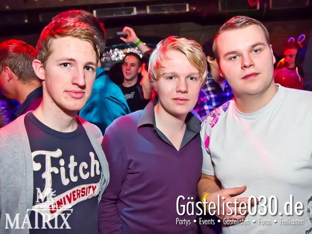 https://www.gaesteliste030.de/Partyfoto #45 Matrix Berlin vom 14.02.2012