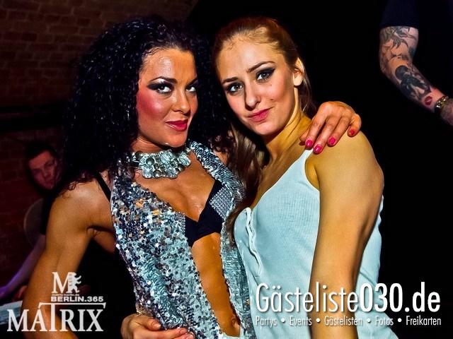 https://www.gaesteliste030.de/Partyfoto #68 Matrix Berlin vom 02.03.2012