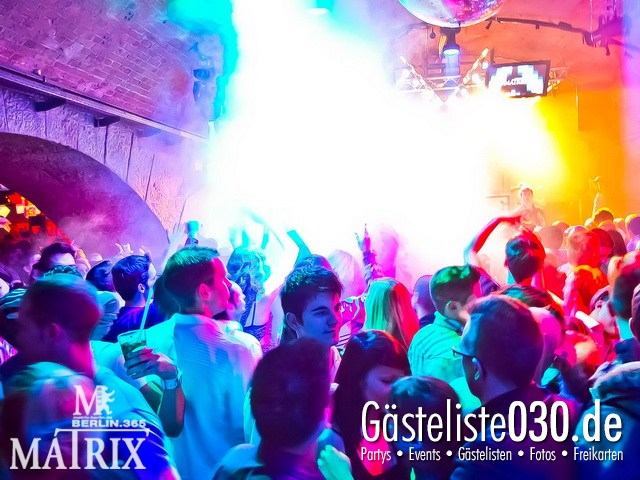https://www.gaesteliste030.de/Partyfoto #55 Matrix Berlin vom 13.01.2012