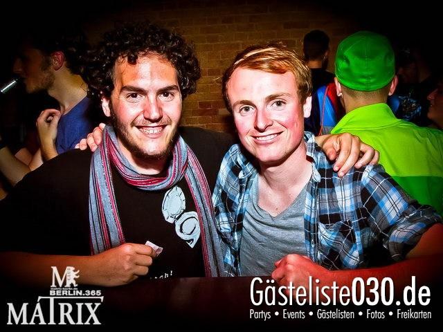 https://www.gaesteliste030.de/Partyfoto #20 Matrix Berlin vom 10.05.2012