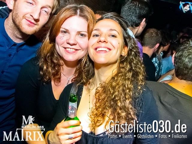https://www.gaesteliste030.de/Partyfoto #33 Matrix Berlin vom 12.05.2012