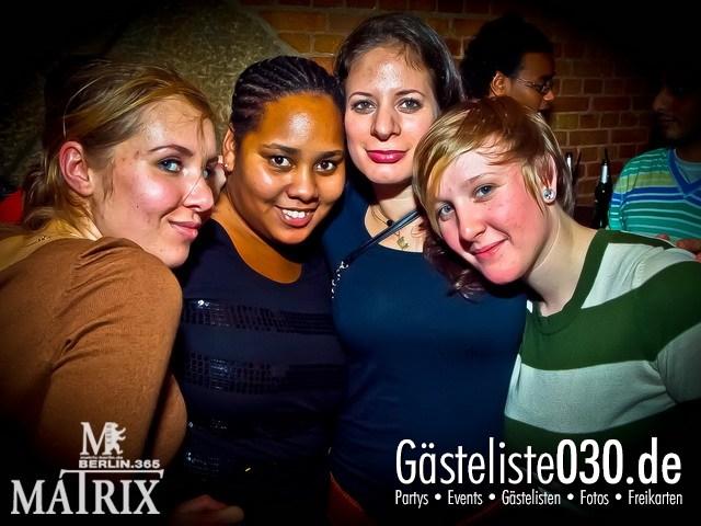 https://www.gaesteliste030.de/Partyfoto #13 Matrix Berlin vom 15.12.2011