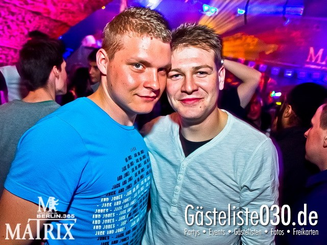 https://www.gaesteliste030.de/Partyfoto #160 Matrix Berlin vom 07.04.2012