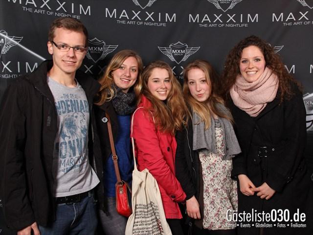 https://www.gaesteliste030.de/Partyfoto #35 Maxxim Berlin vom 30.03.2012