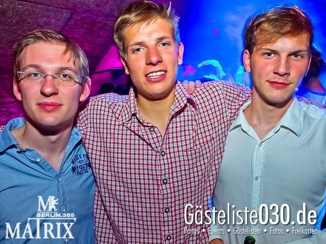 https://www.gaesteliste030.de/Partyfoto #28 Matrix Berlin vom 25.04.2012